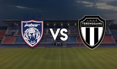 Live Streaming JDT vs Terengganu (Piala Malaysia) 28.9.2019