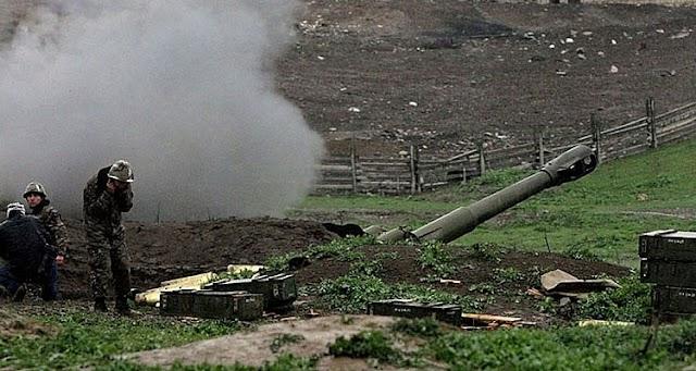 """Ξαφνική """"ανάφλεξη"""" στον Καύκασαο: Παγκόσμια ανησυχία για την πολεμική σύγκρουση Αρμενίας-Αζερμπαϊτζάν"""
