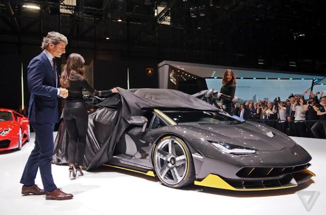 Lamborghini Ultra Centenario, Kereta Terpantas Di Dunia Berharga RM7.75 Juta