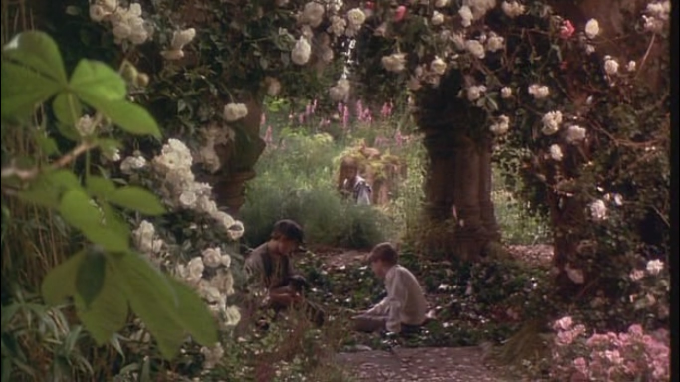 Secret Garden: Places Of Fancy: Where Is 'The Secret Garden'?