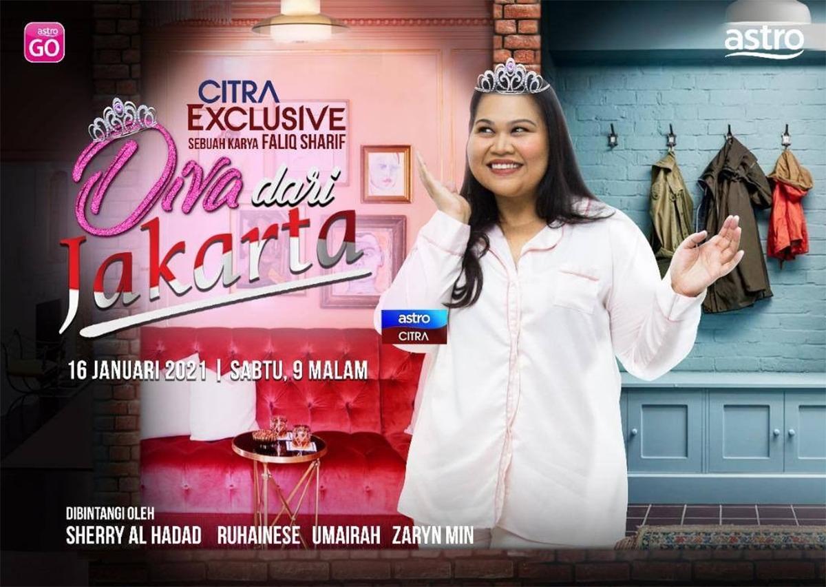 Telefilem Diva Dari Jakarta (Astro Citra)