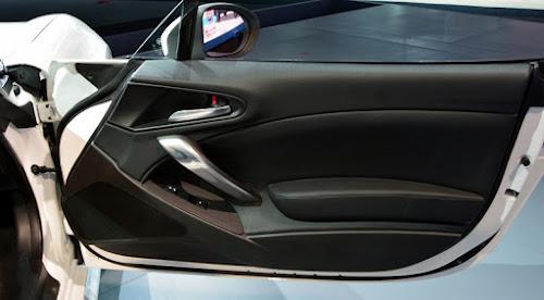 Fiat 124 Spider Door Panel