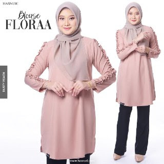 BLOUSE FLORAA