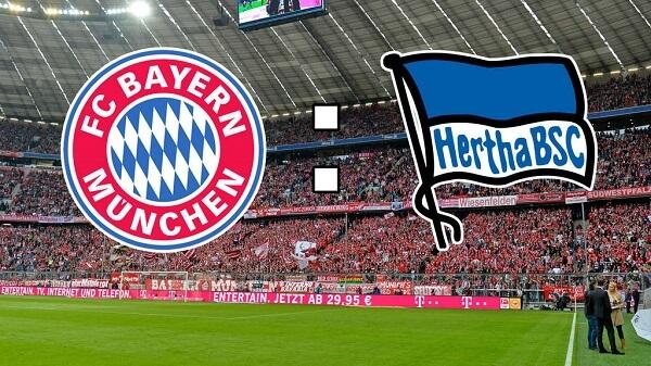مشاهدة مباراة بايرن ميونخ وهيرتا برلين 16-08-2019 Live : bayern-munich vs hertha-berlin
