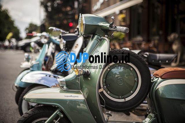 Cek Kepemilikan Kendaraan Bermotor Online