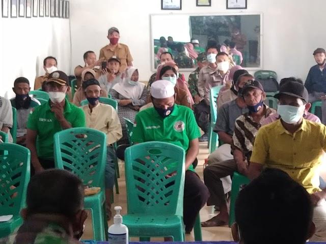Binluh Pertanian Satgas TMMD Kodim 0204/DS, Upaya Majukan Desa Sasaran