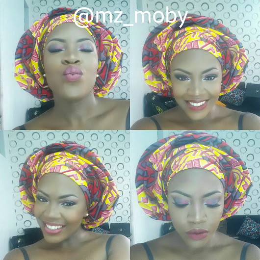 #SERIES - ANKARA INSPIRED LOOK 2