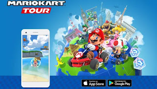 MArio Kart per Android e iPhone