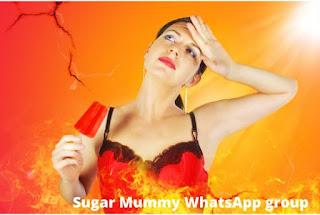 Sugar mummy WhatsApp Group link | Join