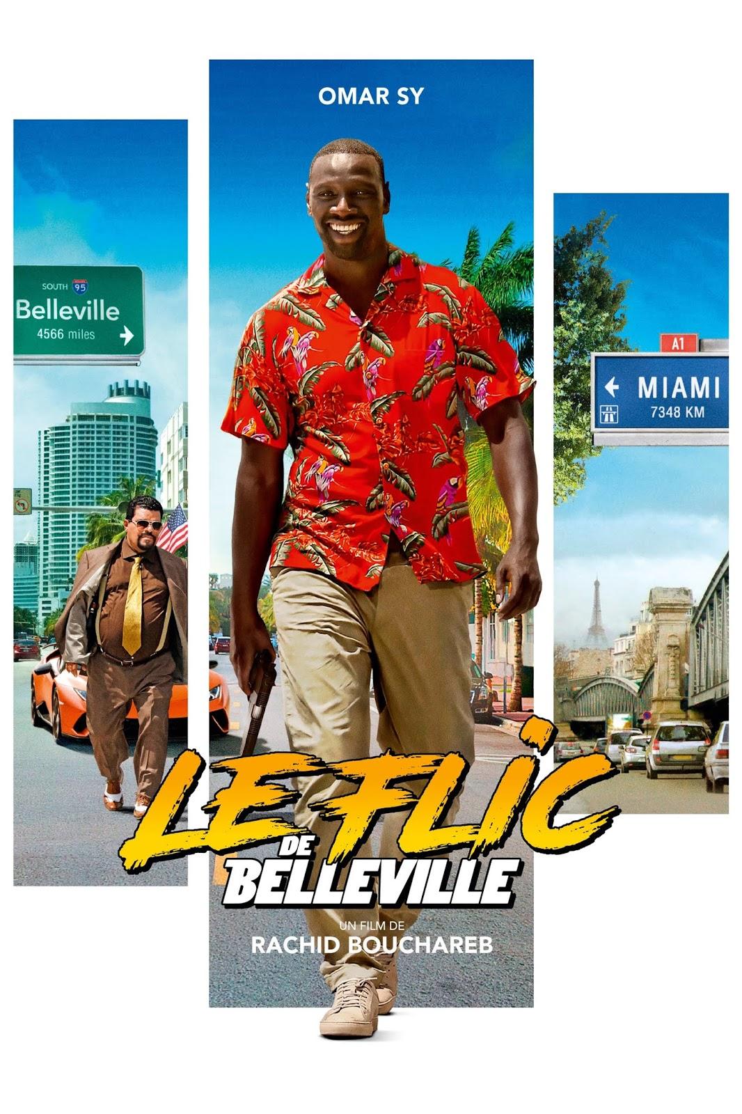 Belleville Cop /OR Leflic De Belleville (2018) โคตรโปลิส มือวางอันดับแสบ