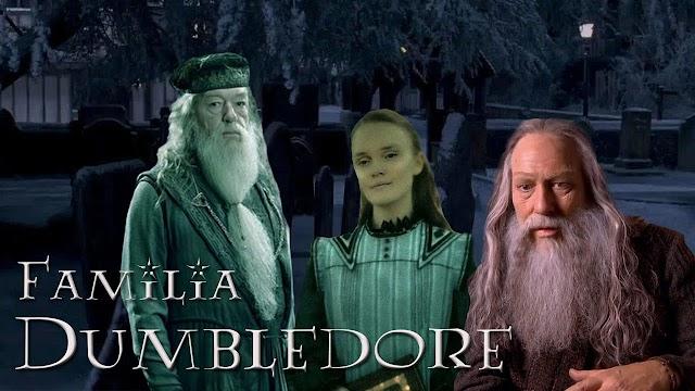 Conteúdo HB: Conhecendo a Familia Dumbledore