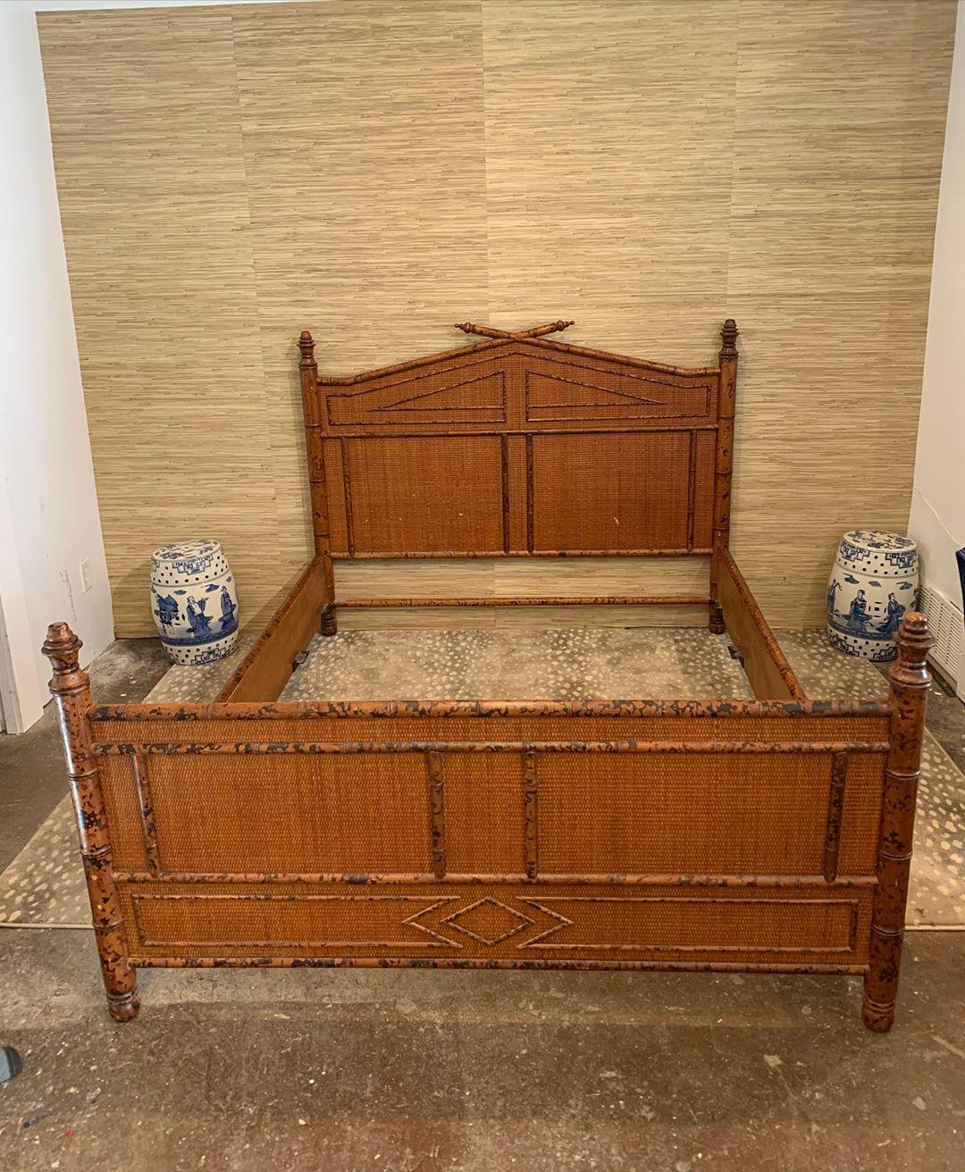 11 Model Tempat Tidur Dari Bambu Unik Modern