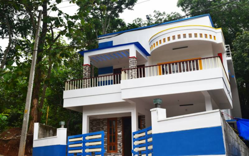 1900 sq.ft 4 BHK Villa For Sale at Thirumala, Thiruvananthapuram, Kerala
