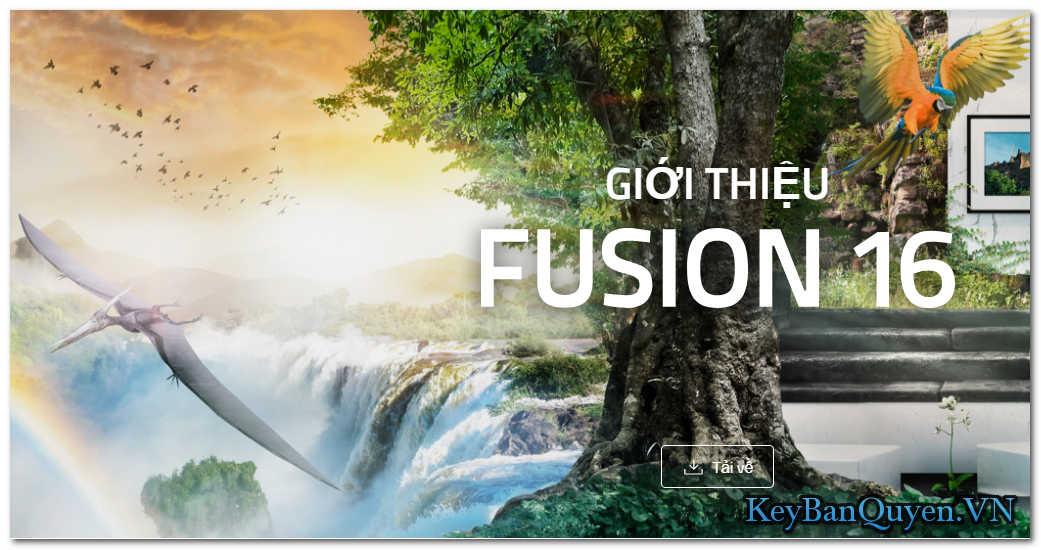 Download Blackmagic Design Fusion Studio 16 Full Key, Thiết kế và xây dựng hiệu ứng như phim Hollywood .