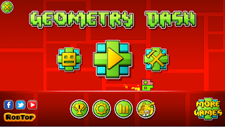 DOWNLOAD GAME GEOMETRY DASH v2.01 PC DAN ANDROID