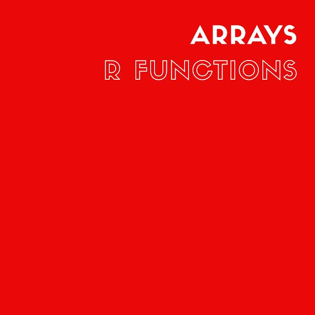 Arrays are similar to matrix