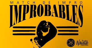 Match de Impro: Improbables 2018