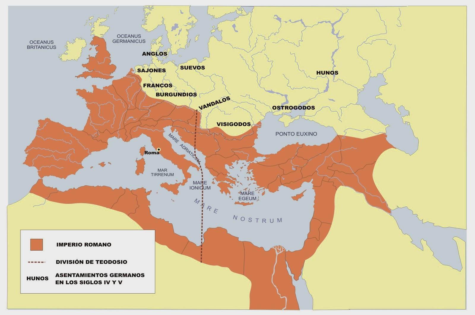 La Dispersión De Cercano Oriente Al Mundo Ii 1: Me Gustan Las Sociales: Edad Media: Introducción Y La