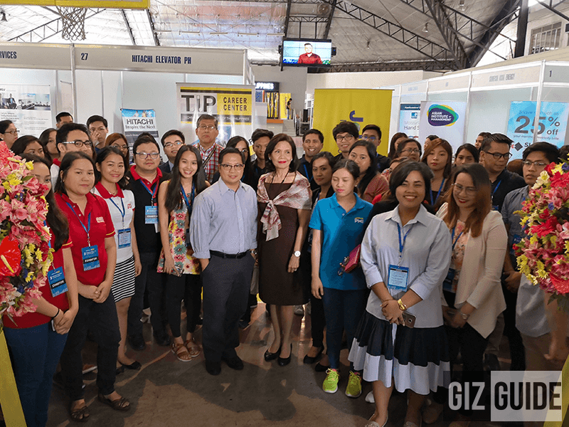 JobStreet and TIP successfully hosted the 3rd Philippine Engineering Students Congress