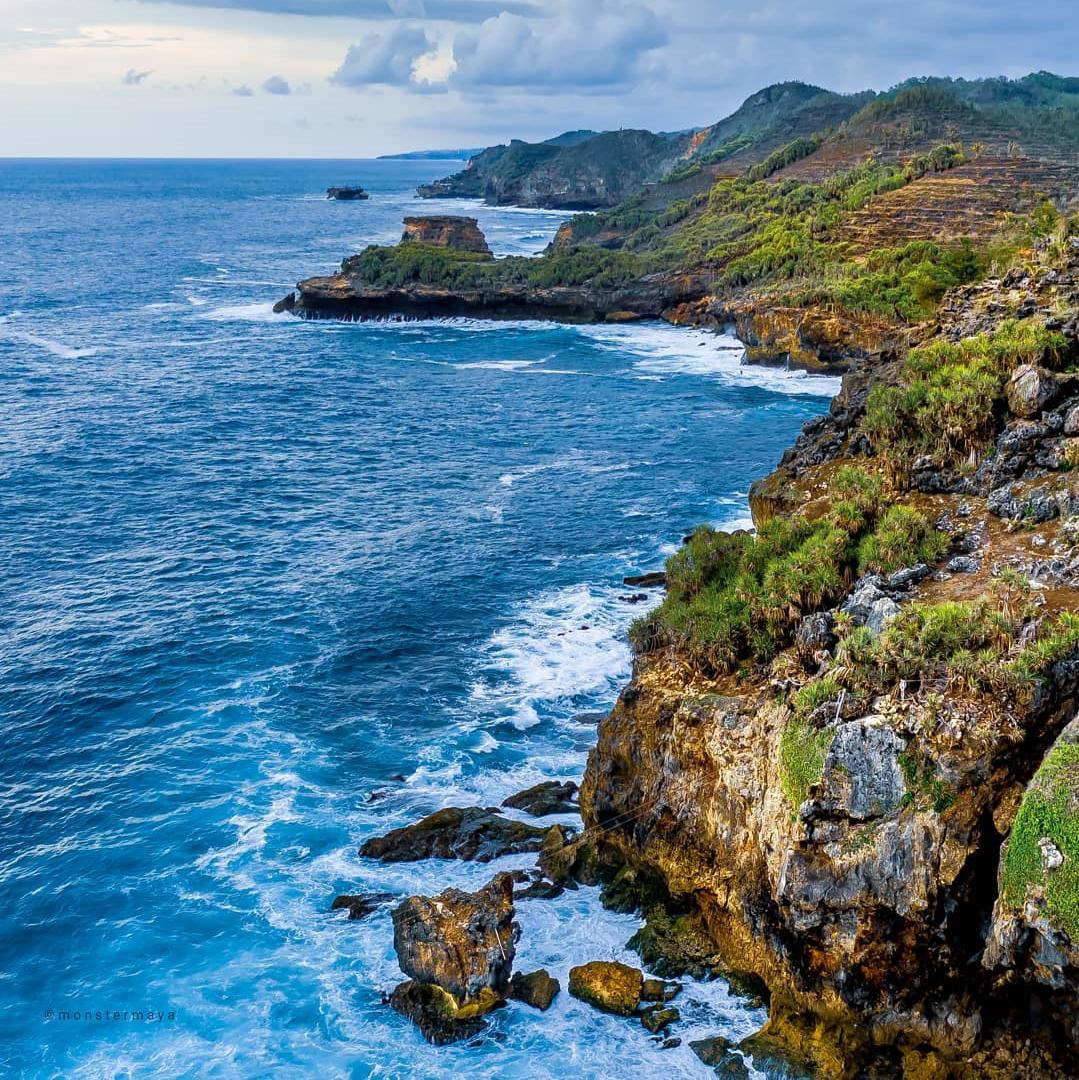 Daftar 12 Obyek Wisata Pantai Di Jogja Yang Sudah Dibuka Untuk Dikunjungi Wisatainfo