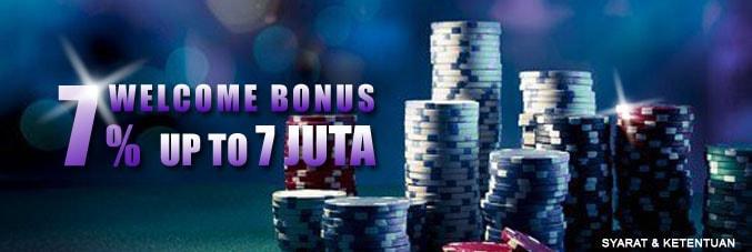promo casino 7%