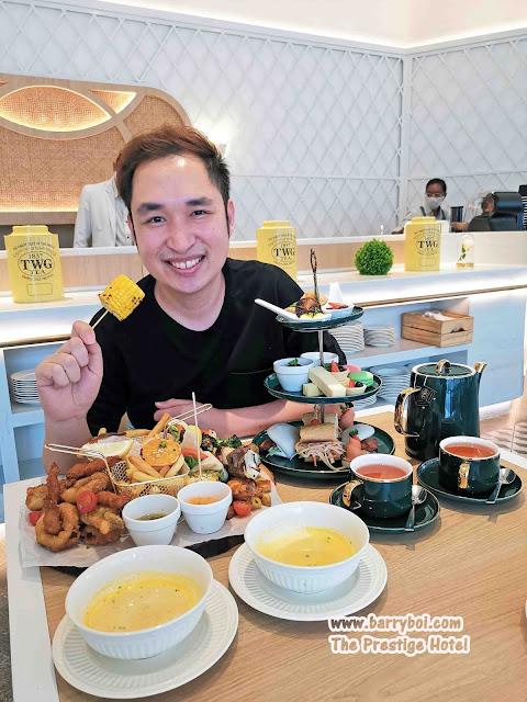 Penang Blogger Influencer The Prestige Hotel Penang