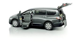 Failitas Honda Odyssey Terbaru
