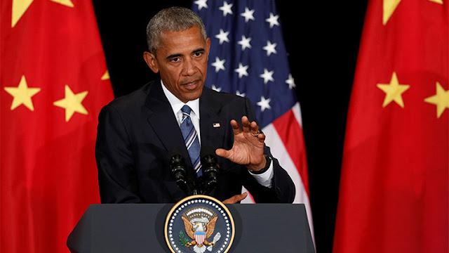"""Obama advierte a China que no puede """"ir por ahí sacando músculo"""""""