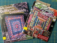 Quilts in the Cotswalds by Kaffe Fassett and Organic Appliqué by Kathy Doughty/