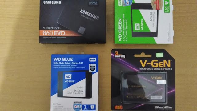 Cara Mengetahui SSD di Windows 10