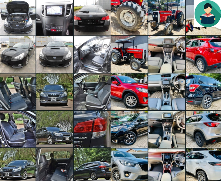 Top 10 Places To Buy A Car in Kenya