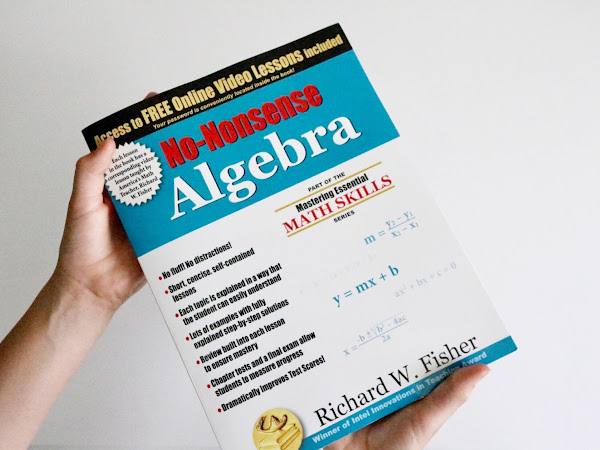 No-Nonsense Algebra | Review