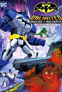 Batman Unlimited: Mech vs. Mutants online subtitrat