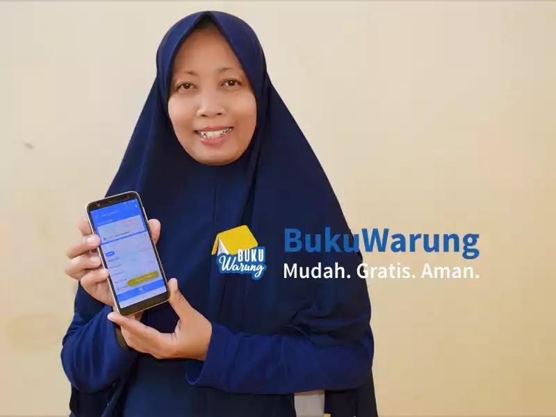 BukuWarung Aplikasi Pembukuan Online Terbaik untuk UMKM