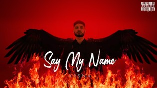 SAY MY NAME Lyrics - Krsna