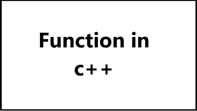 Functions in C++ - Algomentor