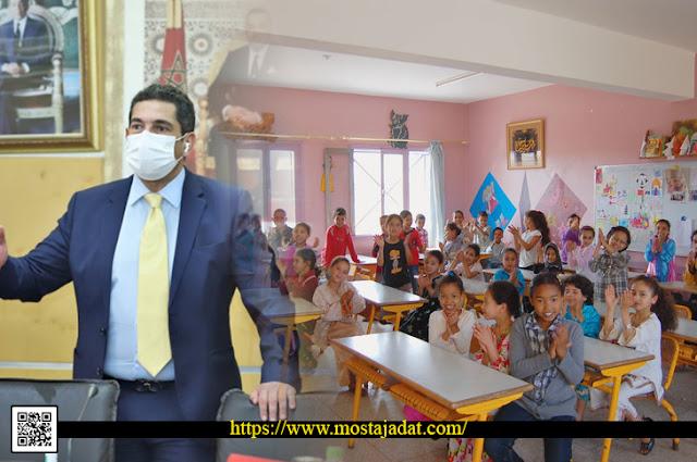 الوزير أمزازي يتحالف مع جلادي كورونا لتحويل التلاميذ إلى وجبة دسمة للديدان