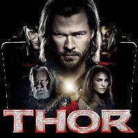 Thor 2011 movie folder icon by DEAD-POOL213