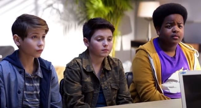 Movie Reviews and Movie Synopsis The story of 3 boys (2019)