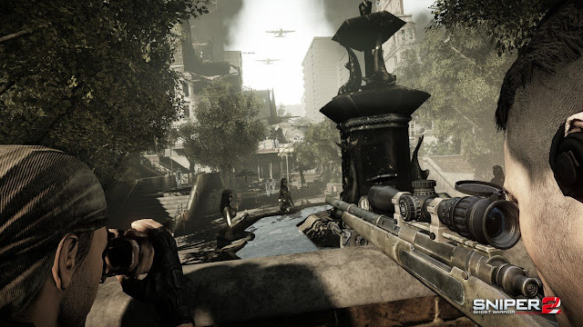 تثبيت sniper ghost warrior 2