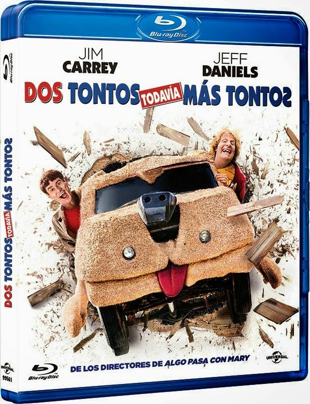 Tontos y Mas Tontos 2 (2014) 1080p BD25