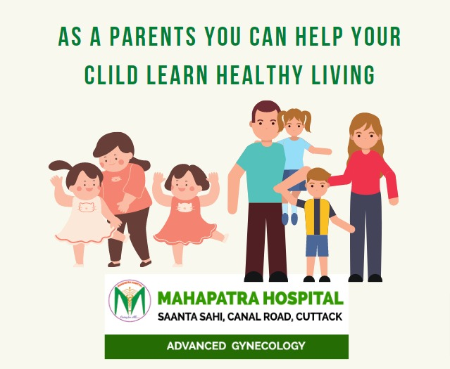 Children Health Guide for the Parents