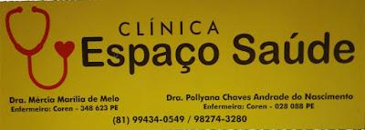 A clínica da cidade!