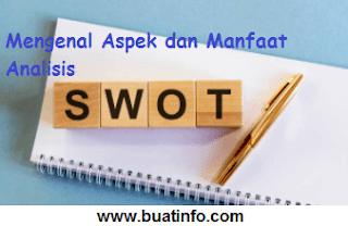 Buat Info -  Mengenal Aspek dan Manfaat Analisis SWOT