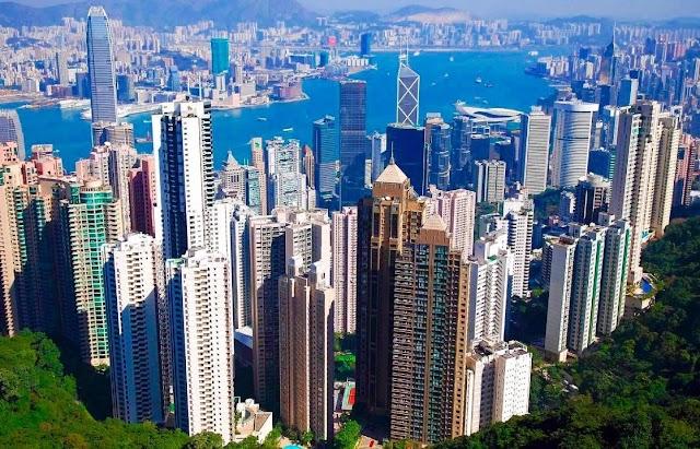 Kinh tế Hong Kong lún sâu trong suy thoái khi quy mô tăng trưởng quý II sụt giảm 9%