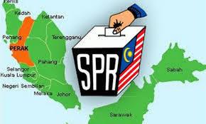 Lima Kerusi Parlimen Selangor Dalam Senarai Persempadanan Semula