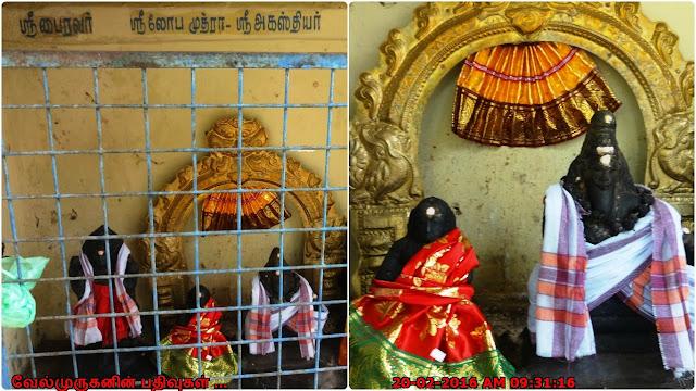 Agasthiyar and LopaMudraa