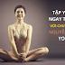 Tập Yoga cơ bản ngay tại nhà