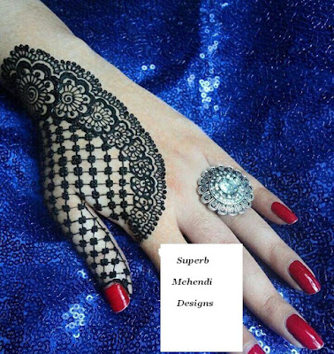 Heena Mehndi Designs latest images