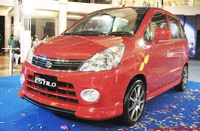 Review dan Spesifikasi City Car Karimun Estilo Lengkap